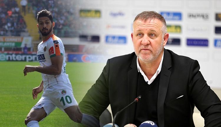Emre Akbaba Galatasaray'a transferi için hocasıyla konuştu
