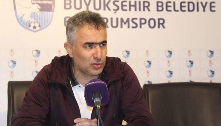 Erzurumspor'dan Beşiktaş'a gözdağı! 'Kazanmak için oynayacağız'
