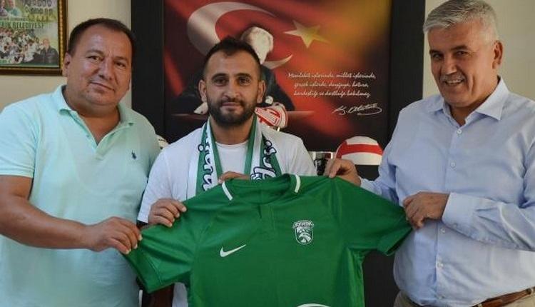 Eski Galatasaraylı Erman Kılıç, Serik Belediyespor'da