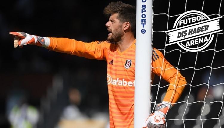 BJK Haber: Fabri Fulham'da yedek kulübesine çekildi