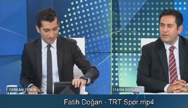 Fatih Doğan, Beşiktaş'ta seçim sürecini değerlendirdi
