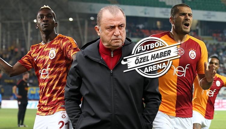 GS Haber: Fatih Terim, Ankaragücü maçında kimi beğendi? Onyekuru ve Eren'e ne dedi?