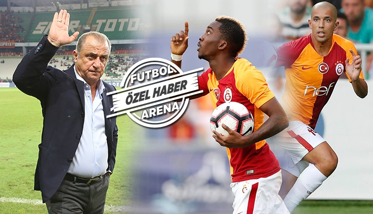 GS Haberi: Fatih Terim'in Ankaragücü maçında sürpriz kararı