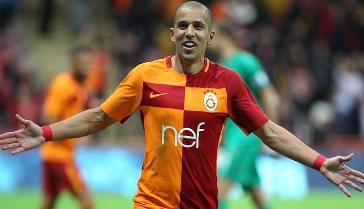 GS Transfer: Feghouli Suudi Arabistan'da Al Hilal yolcusu