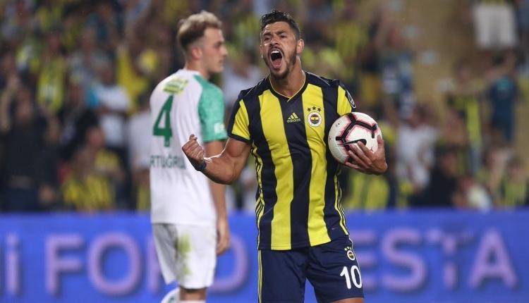 Fenerbahçe 2-1 Bursaspor maç özeti ve golleri (İZLE)