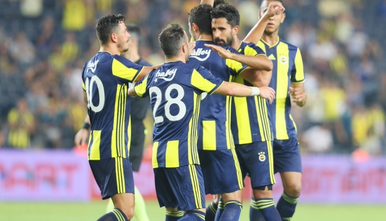 Fenerbahçe 2-1 Cagliari maç özeti ve golleri (İZLE)