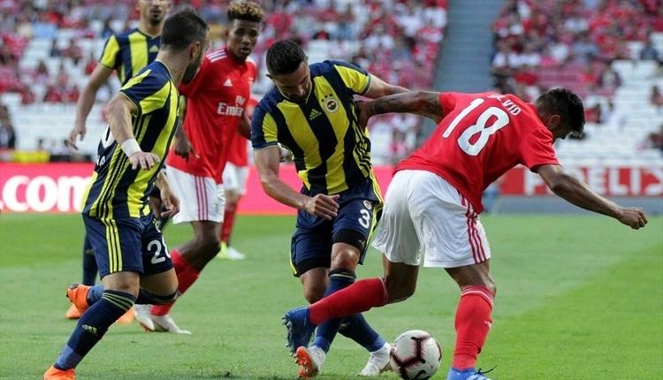 Fenerbahçe, Benfica'yı eleyebilir mi? Lizbon'da neler yaşandı?