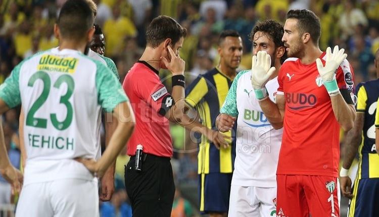Fenerbahçe Bursaspor maçında VAR penaltı kararı doğru mu?