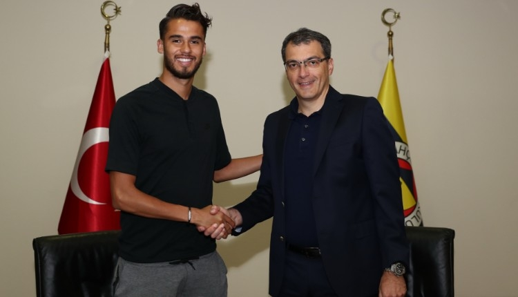 Fenerbahçe, Diego Reyes'i transfer etti