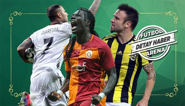 Fenerbahçe, Galatasaray zararda, Beşiktaş karda