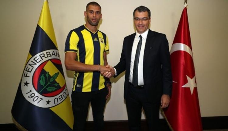 Fenerbahçe, Islam Slimani transferini açıkladı