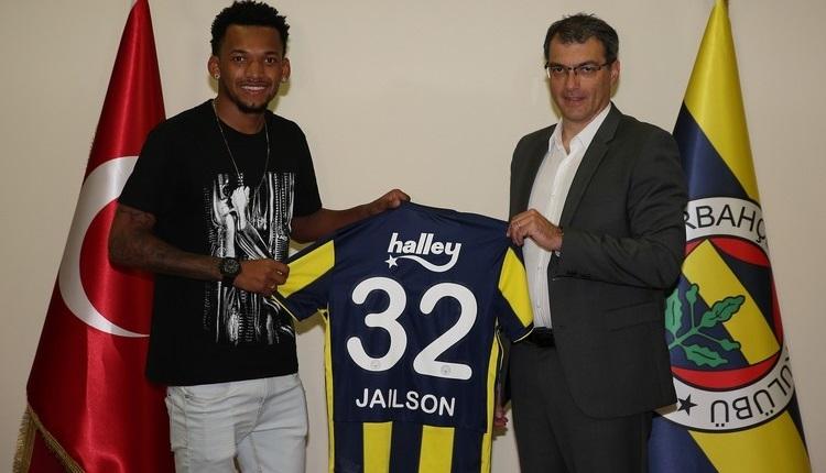 Fenerbahçe, Jailson transferini açıkladı