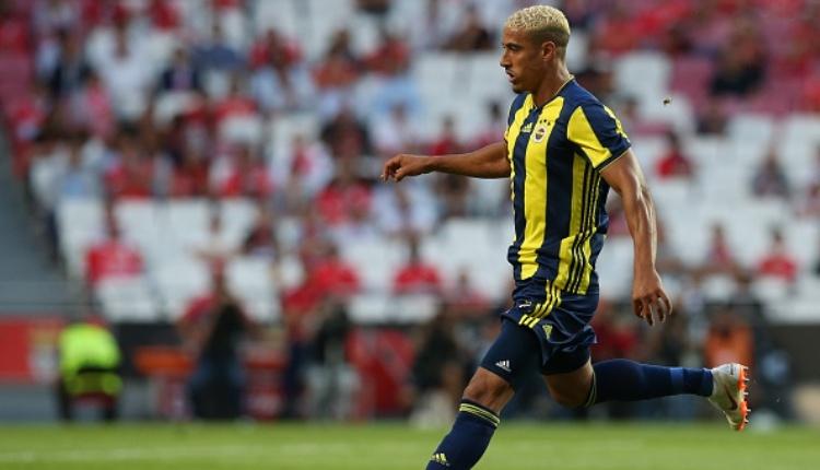 Fenerbahçe tribünlerinden Nabil Dirar'a tepki