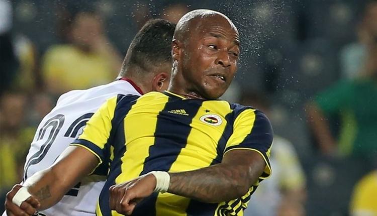 Fenerbahçe'de Andre Ayew, Benfica maçında oynayacak mı?