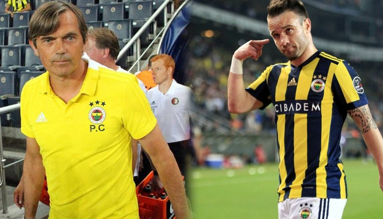 Fenerbahçe'de Cocu'ya Benfica çağrısı: