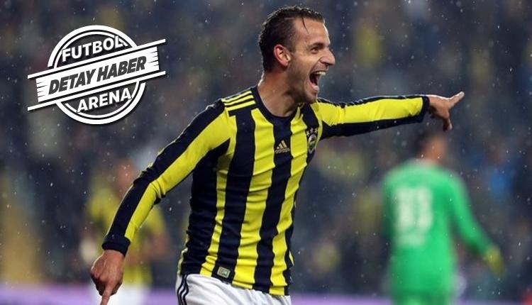 Fenerbahçe'de Roberto Soldado deplasmanlarda katkı veriyor