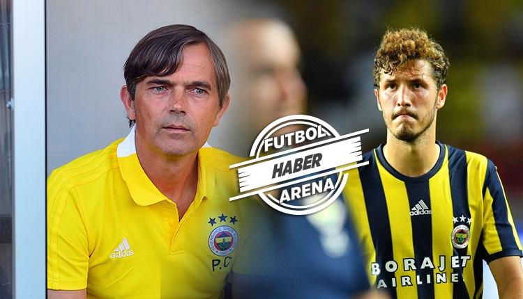 Fenerbahçe'de Salih Uçan gözden çıkarıldı