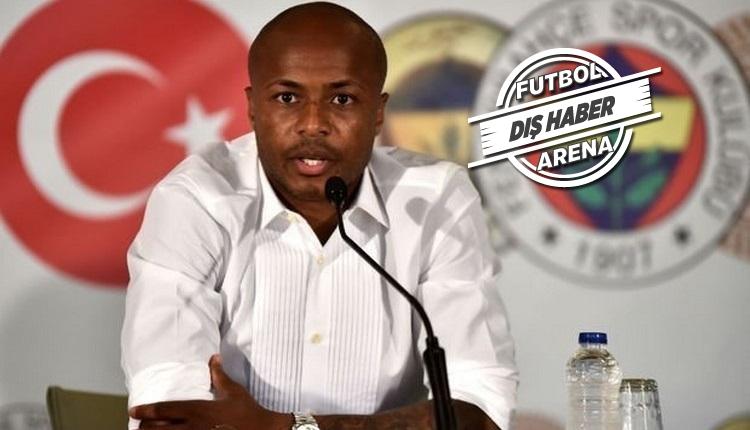 Fenerbahçe'den Andre Ayew'in babasına 846 bin euro!