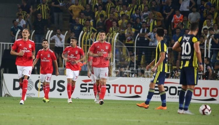 Fenerbahçe'nin en büyük hastalığı Benfica maçında da yaşandı