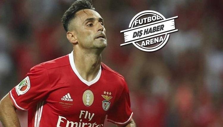 FB Haberi: Fenerbahçe'nin rakibi Benfica'da Jonas takımda kalıyor