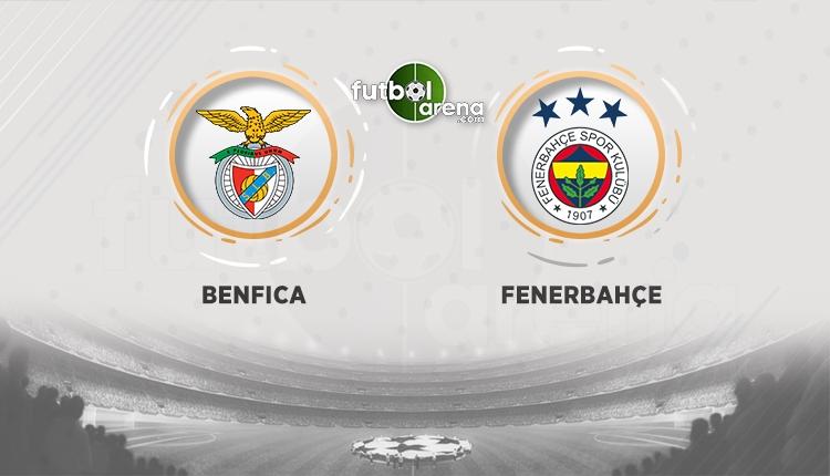 Fenerbahçe'nin rakibi Benfica'nın kadrosu belli oldu!