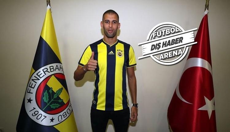 Fenerbahçe'nin Slimani videosuyla dalga geçtiler