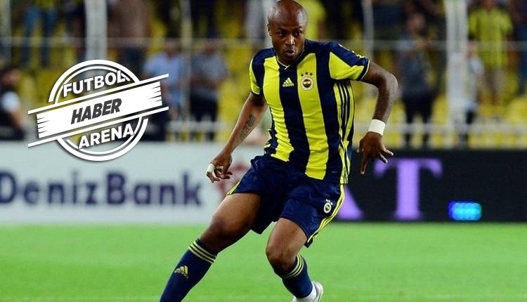 Fenerbahçe'ye Andre Ayew'den kötü haber
