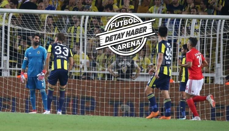 Fenerbahçe'ye ilk maçta 1-0 yaramıyor