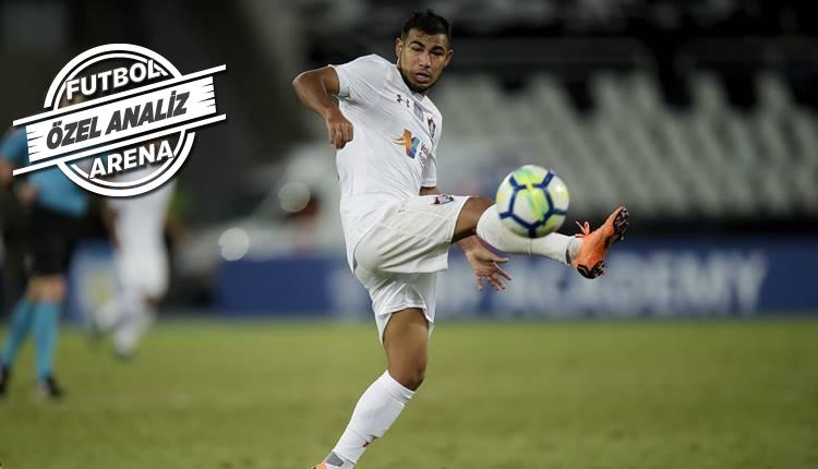Fenerbahçe'ye yazılan Junior Sornoza kimdir? Nasıl bir futbolcu?