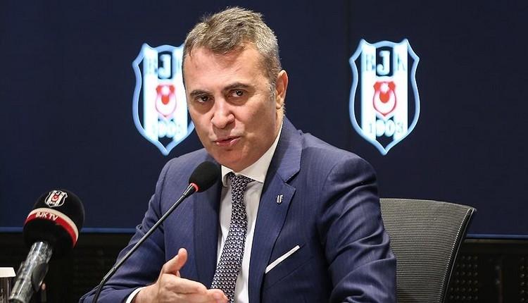 BJK Transfer: Fikret Orman'dan Loris Karius ve Mario Gomez açıklaması