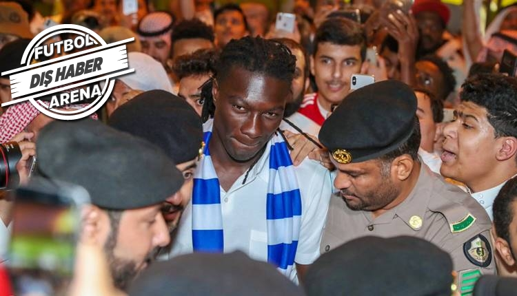 Fransızlar açıkladı! Gomis'e Suudi Arabistan'da rekor maaş