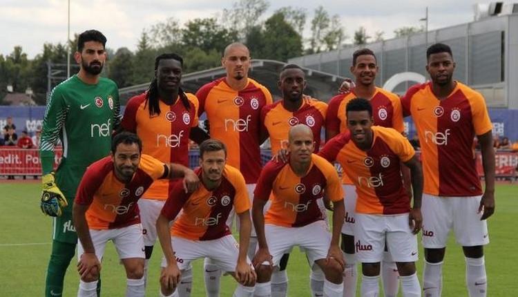 Galatasaray'ın Akhisarspor kadrosu açıklandı