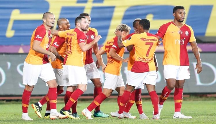 Galatasaray açılış maçı serisini sürdürdü