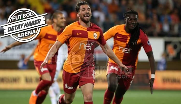 Galatasaray, Gomis ve Sinan Gümüş'e güveniyor