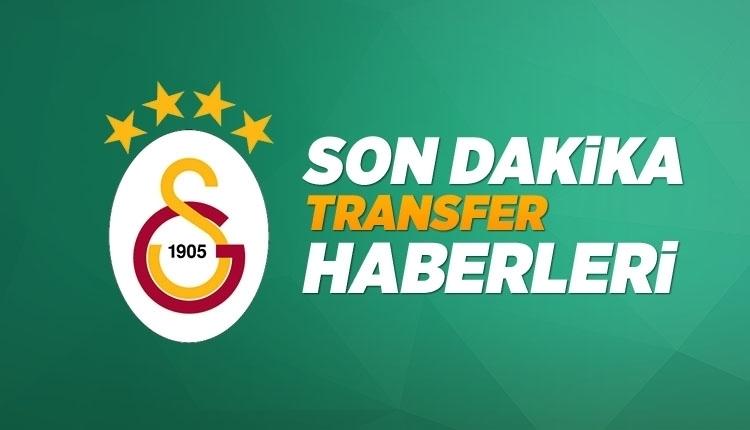 Galatasaray için bugünkü transfer iddiaları - Galatasaray'ın transferde ilgilendiği isimler
