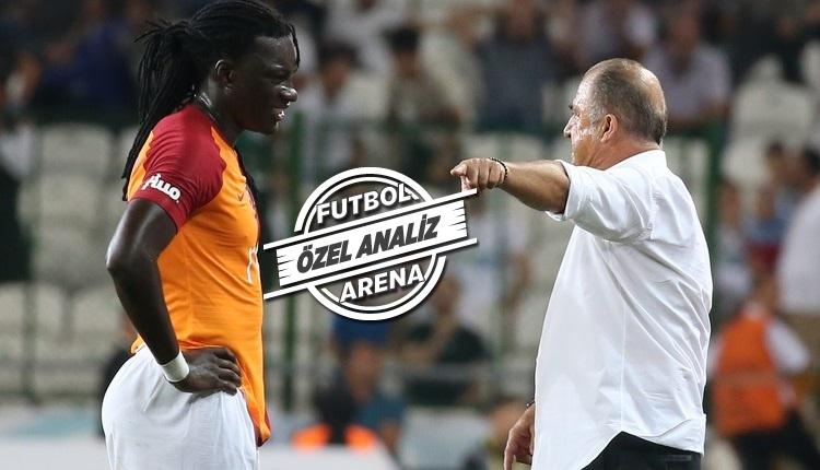 Galatasaray neden bu kadar kötü? Fatih Terim ve Gomis...