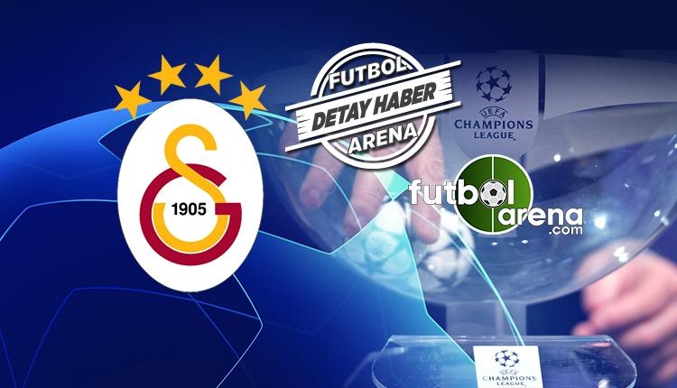 Galatasaray, Şampiyonlar Ligi'nde kaçıncı torbada yer alacak?