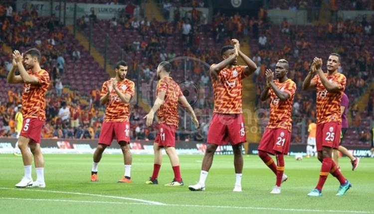 Galatasaray Türk Telekom Stadı serisini 20 maça taşıdı