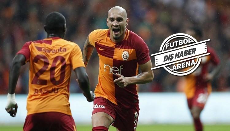 Galatasaray'a Maicon için Flamengo'dan teklif