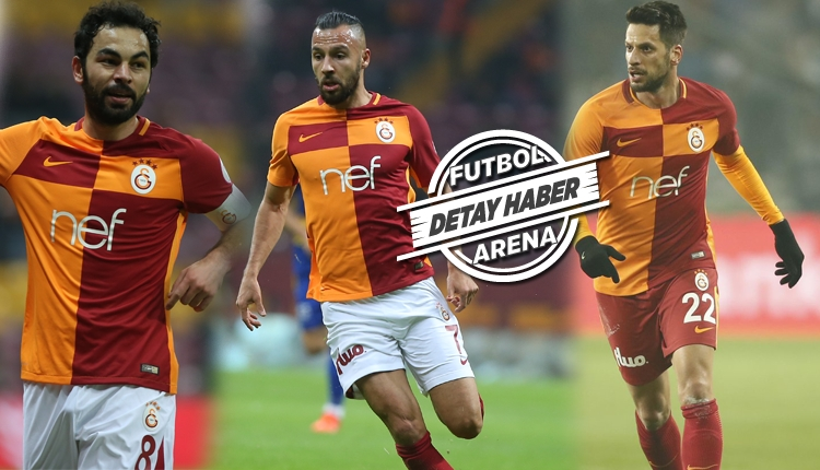 Galatasaray'da büyük tasarruf imkanı! Sözleşmeleri bitiyor