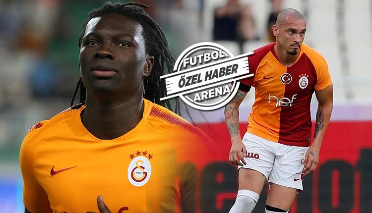 GS Transfer: Galatasaray'da Maicon ve Bafetimbi Gomis'e teklif var mı?