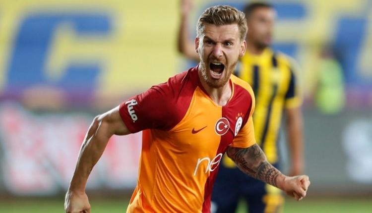 Galatasaray'da Serdar Aziz'den Göztepe maçı öncesi kötü haber