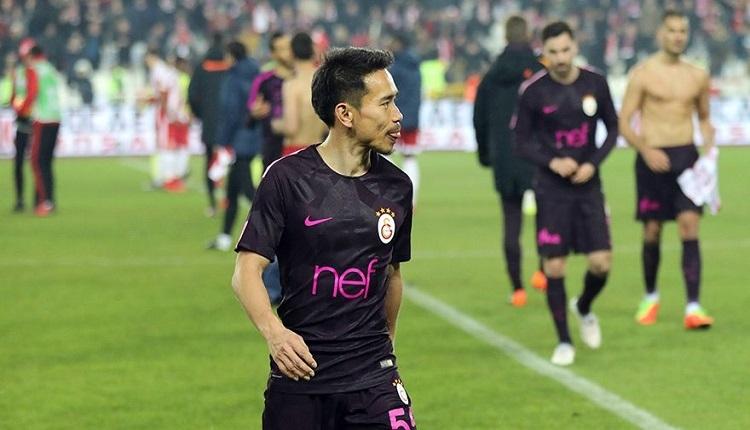 Galatasaray'dan Nagatomo açıklaması! Sakatlığı...