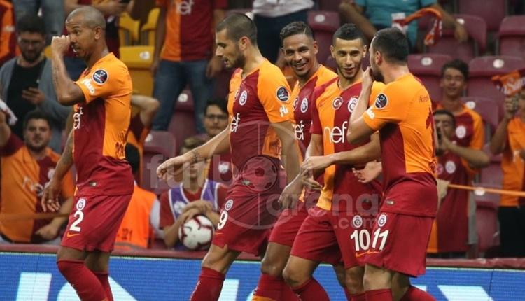Galatasaray'dan Türk Telekom Stadı'nda 19 ay sonra 6 gol gol