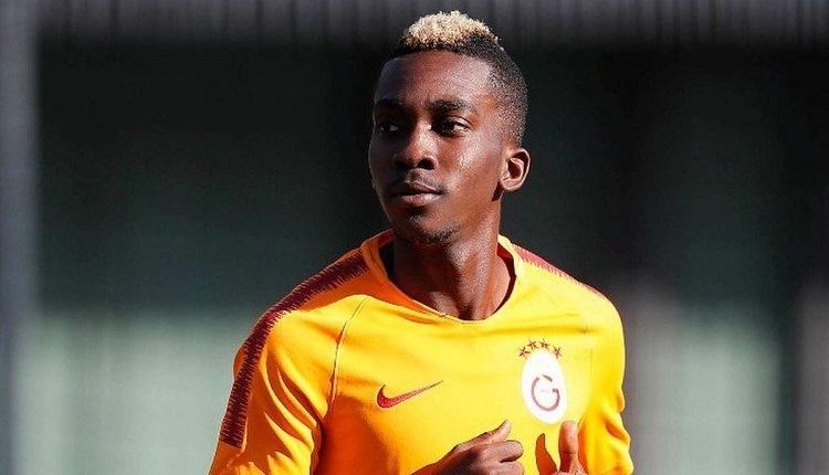 Galatasaray'ın genç golcüsü Henry Onyekuru'ya Nijerya'dan iyi haber