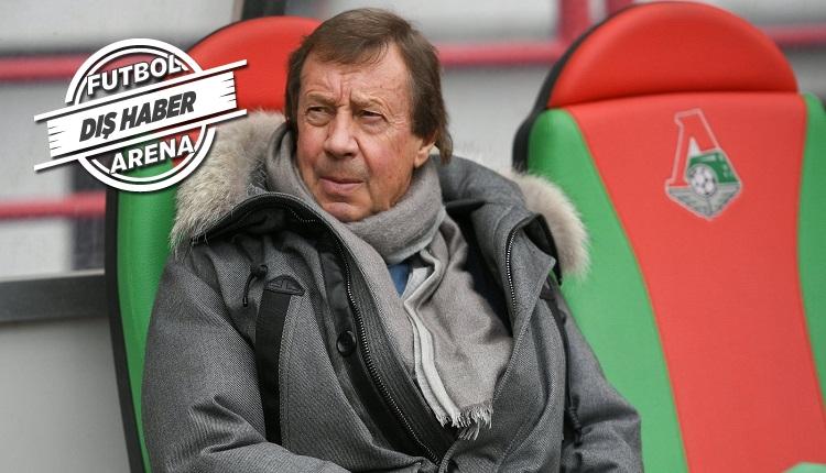 Galatasaray'ın rakibi Lokomotiv Moskova'da kriz!