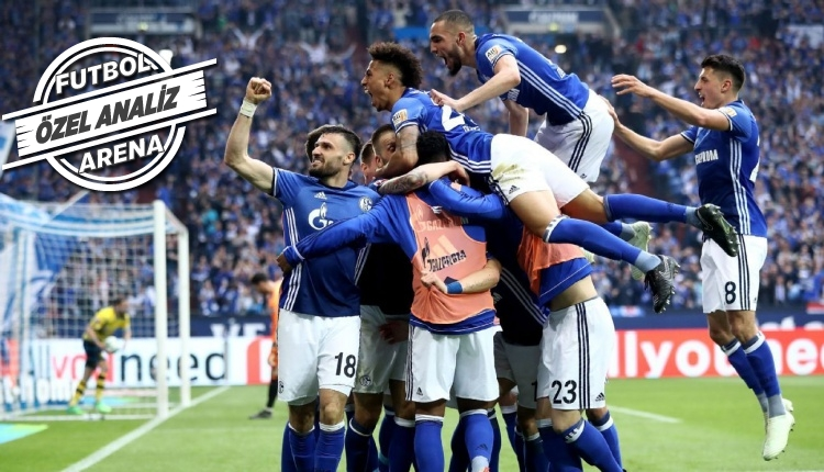Galatasaray'ın Şampiyonlar Ligi'ndeki rakibi Schalke'nin son durumu