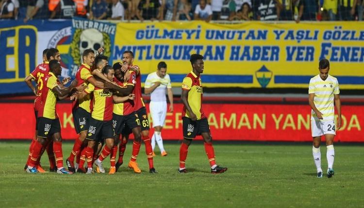 Göztepe 1-0 Fenerbahçe maç özeti ve golleri (İZLE)