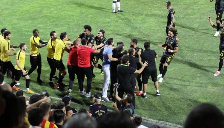 Göztepe 1-3 Yeni Malatyaspor maç özeti ve golleri İZLE