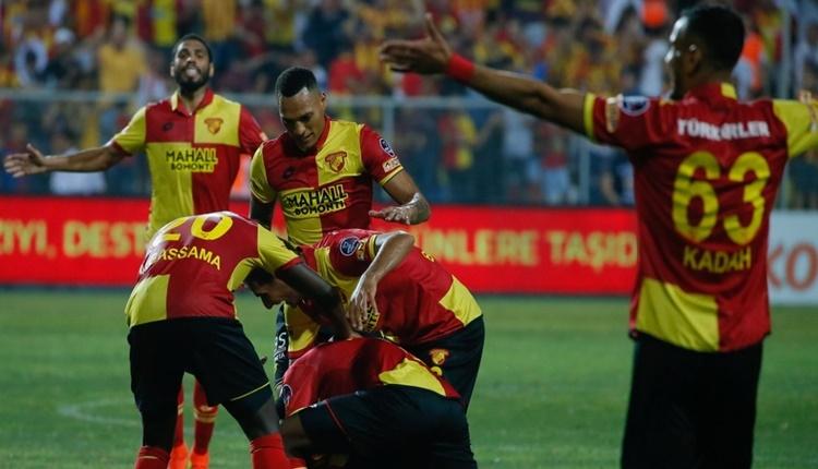 Göztepe, 18 yıl sonra Fenerbahçe'yi yendi